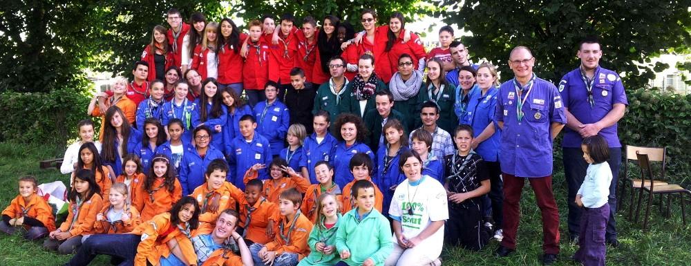 Site des Scouts et Guides de France de Chelles